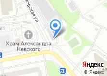 Компания «Автомойка на Новокрюковской» на карте