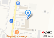 Компания «ЧЕ» на карте