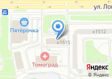 Компания «Милавица» на карте