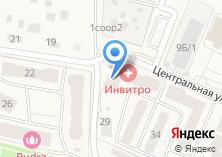Компания «Спорт-бар на Центральной» на карте