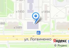 Компания «Детская школа искусств им. С.П. Дягилева» на карте