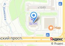 Компания «Дятьково» на карте