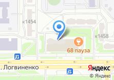 Компания «ВИП-ТУР» на карте