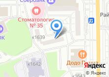 Компания «Сосудистый медцентр» на карте
