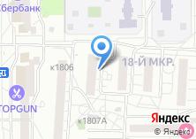 Компания «Крюковский отдел полиции отдела МВД России по Солнечногорскому району» на карте