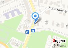 Компания «Строящееся административное здание по ул. Мечниково пос (Мечниково)» на карте