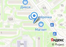 Компания «Крошка» на карте