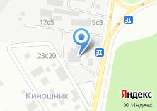Компания «ElectroUnion» на карте