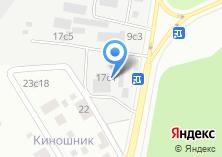 Компания «ТОРГОВЫЙ ДОМ ПЛИТСЕРВИС» на карте