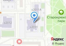 Компания «Средняя общеобразовательная школа №2038» на карте