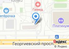 Компания «Каравелла» на карте