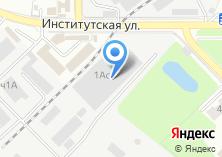 Компания «Матрёшка» на карте