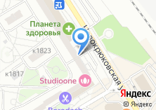 Компания «4 sport» на карте