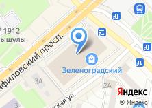 Компания «Бизнес-Букет» на карте
