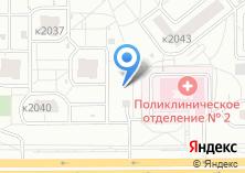 Компания «Строящийся жилой дом по ул. 20-й микрорайон (г. Зеленоград)» на карте