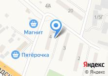 Компания «Почтовое отделение №141592» на карте