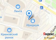 Компания «Menz» на карте