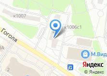 Компания «Перевозим.zona.ру» на карте