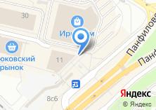 Компания «Салон мебели на заказ» на карте