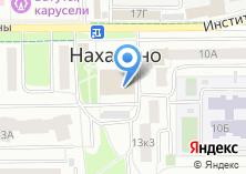 Компания «Мастерская по ремонту обуви на Институтской» на карте