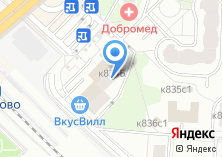 Компания «ОПОП г. Зеленограда район Силино» на карте
