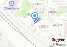Компания «ДЕЗ Зеленоградского административного округа» на карте
