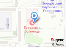 Компания «Нахабинская городская больница» на карте