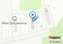 Компания «Строящийся жилой дом по ул. Панфилова (г. Нахабино)» на карте