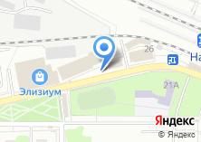 Компания «Киоск по продаже хлебобулочных изделий» на карте