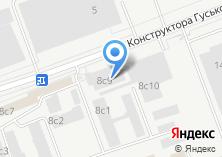 Компания «Форма Полиграф» на карте