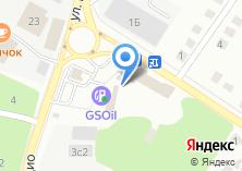 Компания «Добрый домик» на карте