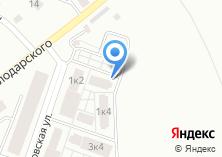 Компания «Строящийся жилой дом по ул. Володарского (г. Нахабино)» на карте