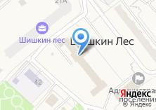 Компания «Администрация сельского поселения Шишкин лес» на карте