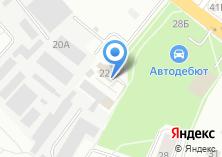 Компания «Администрация городского поселения Нахабино» на карте