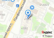 Компания «Сеть зоомагазинов» на карте