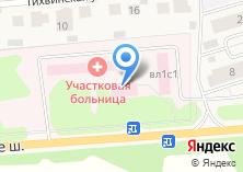 Компания «Петрово-дальневская больница» на карте
