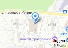 Компания «СТРОЙКАПИТАЛЛАЙН» на карте