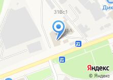 Компания «Плезир» на карте