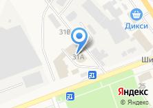 Компания «Град» на карте