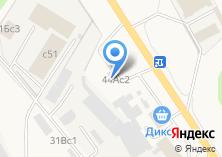Компания «АЗС Интоп» на карте