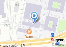 Компания «Технологический центр» на карте