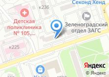 Компания «ЦУТ» на карте