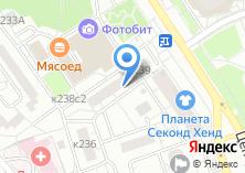 Компания «Муниципалитет внутригородского муниципального образования Матушкино» на карте