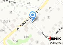 Компания «Продуктовый магазин на ул. Чернышевского» на карте