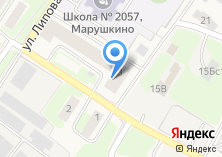 Компания «Зеленая Москва-2» на карте