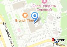 Компания «Климов и партнеры» на карте