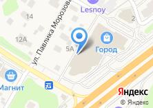 Компания «Президент сервис» на карте