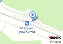 Компания «Малино» на карте