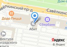 Компания «Свое пространство» на карте