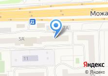 Компания «Ортодок» на карте